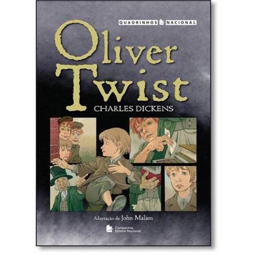 Oliver Twist - Col: Quadrinhos