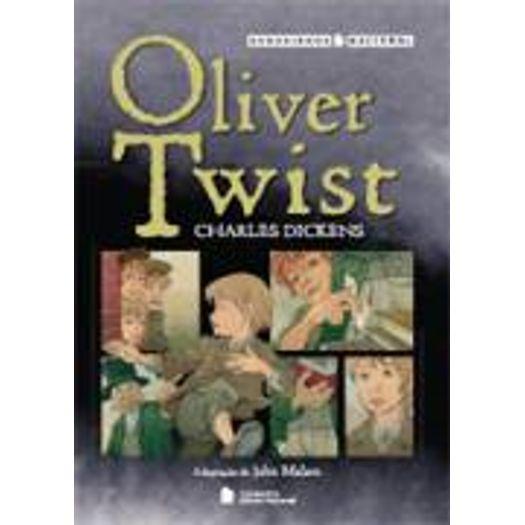 Oliver Twist - Historia em Quadrinhos - Nacional
