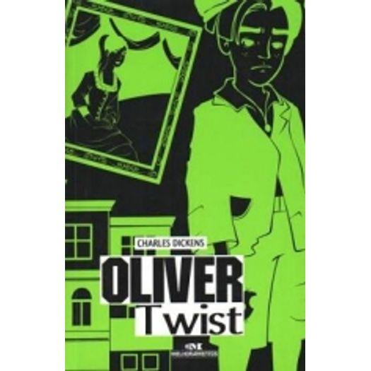 Oliver Twist - Melhoramentos