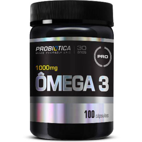 Ômega3 100 Cápsulas - Probiótica