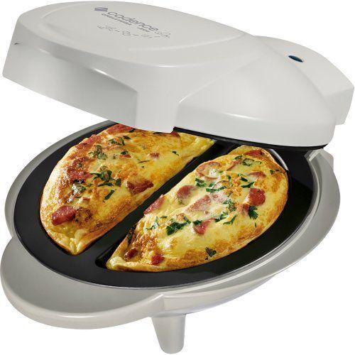 Omeleteira 800w 127v +egg Oml100 Branca Cadence