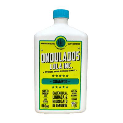 Ondulados Lola Inc Shampoo - Lola Cosmetics 500Ml