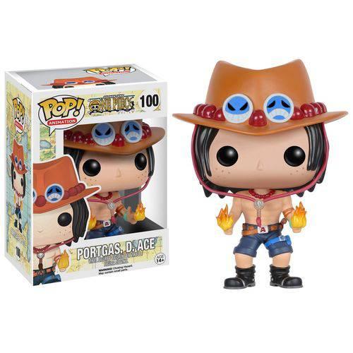 Tudo sobre 'One Piece - Boneco Pop Funko Portgas D. Ace'