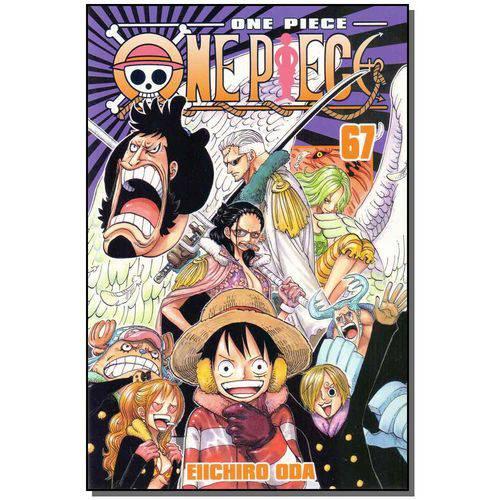 Tudo sobre 'One Piece Vol. 67'