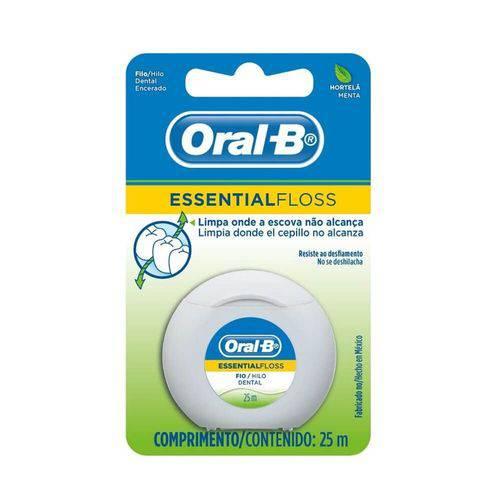 Tudo sobre 'Oral B Menta Fio Dental 25m'