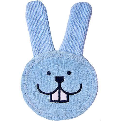 Tudo sobre 'Oral Care Rabbit MAM - Luva - Azul - Mam'