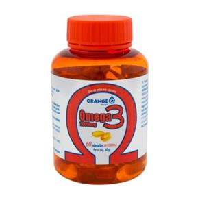 Orange Health Ômega 5 1g C/60