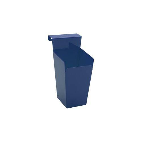Organizador Linha Neo - Porta Canetas Azul