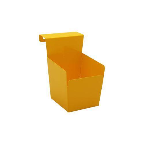Organizador Linha Neo - Porta Clips Amarelo