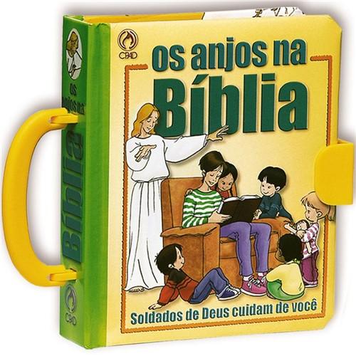 Tudo sobre 'Os Anjos na Bíblia'