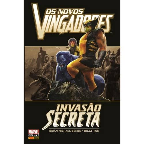 Tudo sobre 'Os Novos Vingadores: Invasao Secreta'