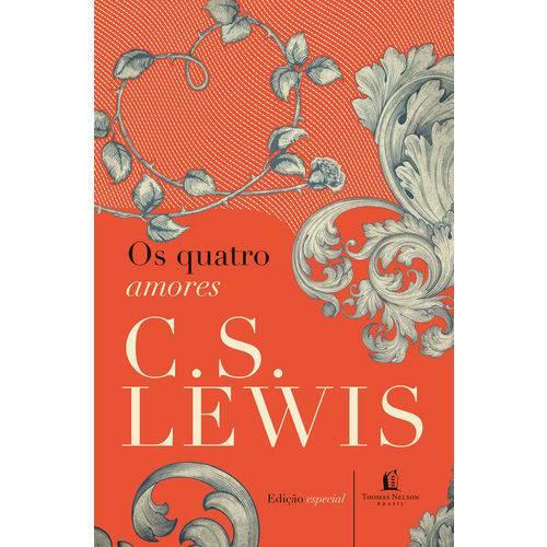 Tudo sobre 'Os Quatro Amores - 1ª Ed.'