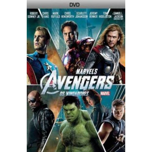 Tudo sobre 'Os Vingadores - Filme Ação'