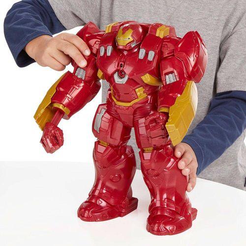 Os Vingadores Titan Hero Hulk Buster - Hasbro