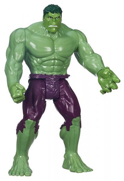 Os Vingadores Titan Hero Hulk - Hasbro - Avengers