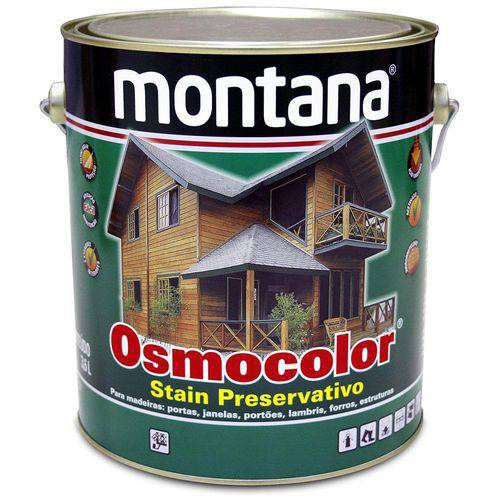 Osmocolor Stain Ipê Montana 3,6 Litros