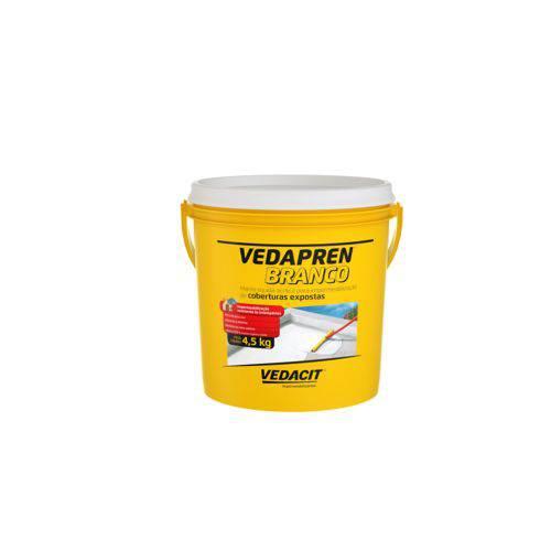 Tudo sobre 'Otto Vedapren 4,5 Kg - Branco'