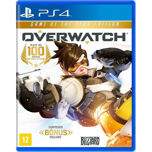 Tudo sobre 'Overwatch: Game Of The Year Edition - Ps4'