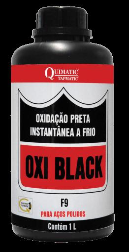 Oxi Black F-9 - 1 Litro - Tapmatic