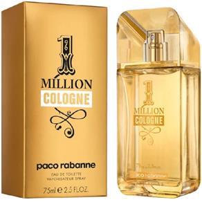 Tudo sobre 'Paco Rabanne 1 Million Cologne 75Ml'