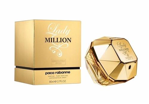 Paco Rabanne Lady Million Feminino Eau de Parfum (80ML)