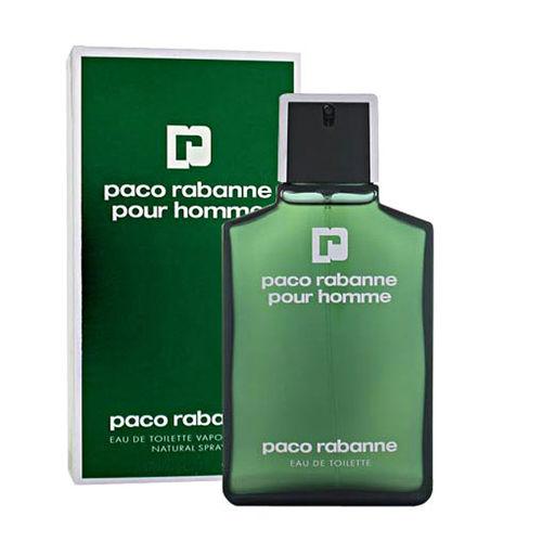Paco Rabanne Pour Homme Eau de Toilette Masculino