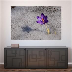 Painel Adesivo de Parede - Flor - 468pnp