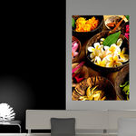 Painel Adesivo de Parede - Flores - N3016