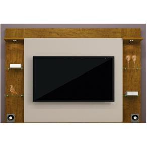 Painel Avalon - para TV`s Até 55 Polegadas - Mavaular - Marrom