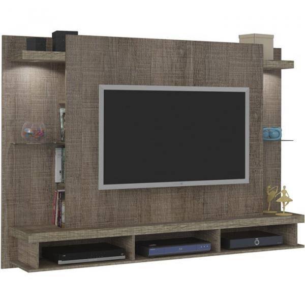 Painel para TV 55 Polegadas Maximus Canela Artely