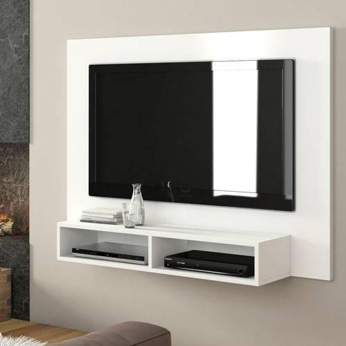 Tudo sobre 'Painel para Tv Até 42 Polegadas Life Siena Móveis Branco'