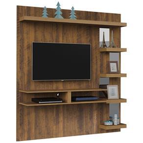 Painel para TV de Até 47 Polegadas Premium - Artely - Marrom