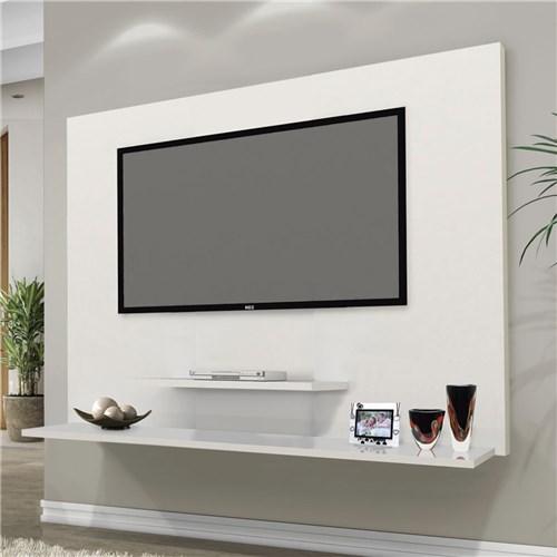 Tudo sobre 'Painel Tv Don 42 Pol Prateleiras Flex Color Branco/Amendoa'