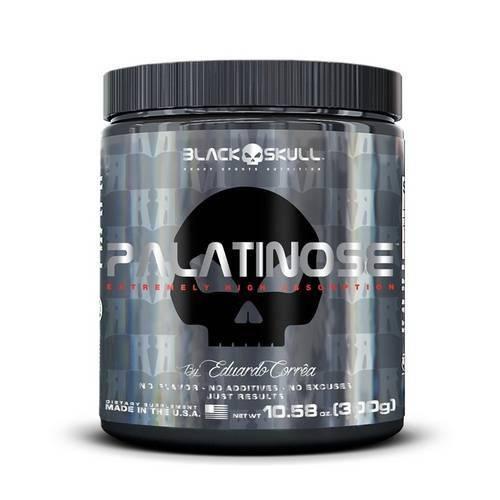 Tudo sobre 'Palatinose 300g Black Skull'