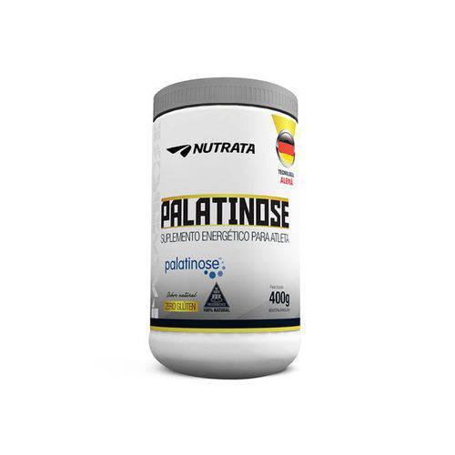 Tudo sobre 'Palatinose 400g - Nutrata'
