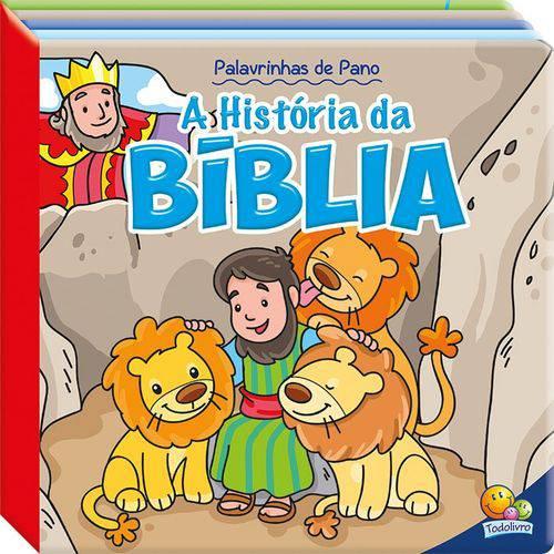 Tudo sobre 'Palavrinhas de Pano Iii:história da Bíblia, a'