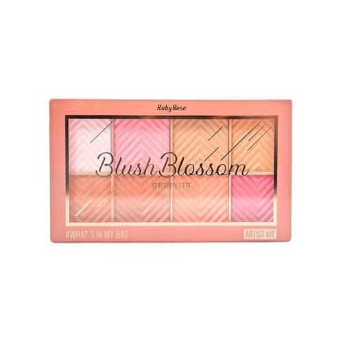 Paleta Blush Blossom Ruby Rose Hb-6112