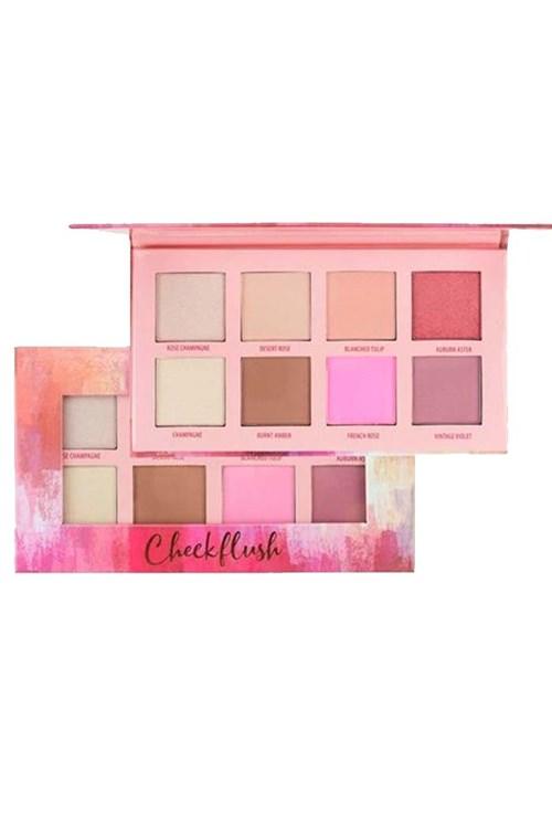 Paleta Cheek Flush Hb 7507 Ruby Rose