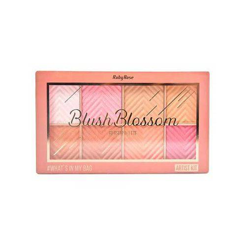 Paleta de Blush Blossom Ruby Rose HB-6112-U