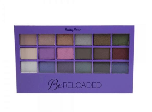 Paleta de Sombra Be Reloaded HB9921 - Ruby Rose