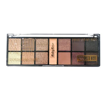 Paleta de Sombras Pocket Naughty By Nature 9942 - Ruby Rose