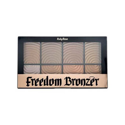 Paleta Freedom Bronzer Ruby Rose Hb-7216