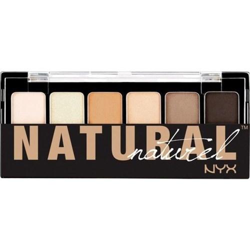 Paleta Nyx Natural Shadow