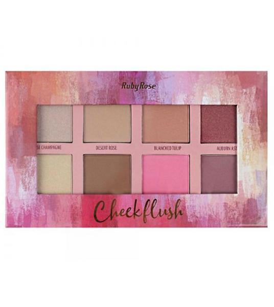 Paleta Ruby Rose Cheek Flush HB7507
