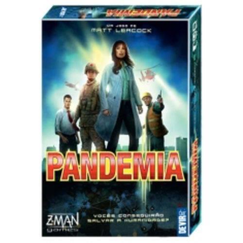 Tudo sobre 'Pandemia - Devir'