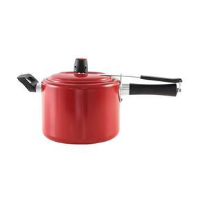 Panela de Pressão 4,5 L Chilli Brinox - Vermelho