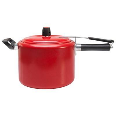 Panela de Pressão 4500 ML Chilli Vermelha 701118 Brinox