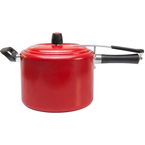 Panela de Pressão 7,5L Chilli Vermelho - Brinox