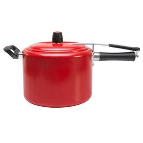 Panela de Pressão Antiaderente Brinox Chilli - 7,5 L - Vermelho
