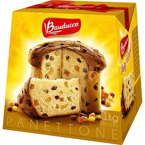 Tudo sobre 'Panettone Frutas Bauducco - 1Kg'